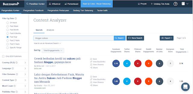 """""""konten analyzer mencari ide topik ngetrend"""""""