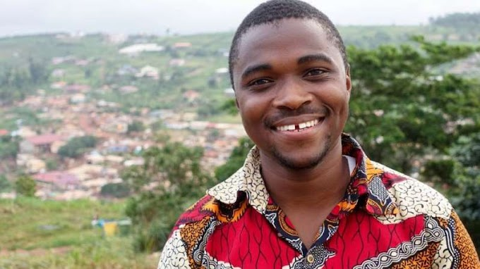 The entrepreneur behind Ghana's future inventors
