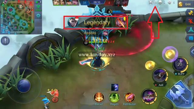 Download Script Damage +800 Semua Hero (All Hero) Mobile Legends