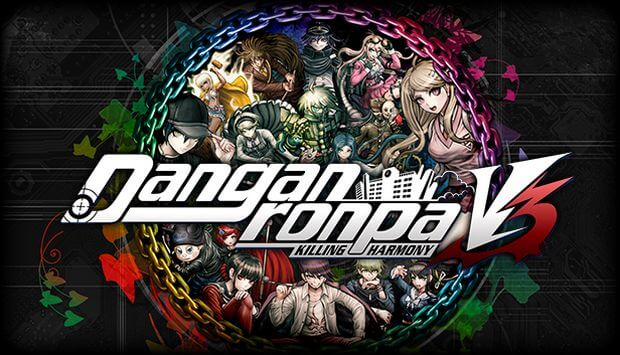 DANGANRONPA V3 KILLING HARMONY-FREE DOWNLOAD