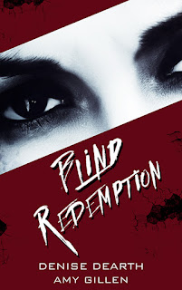 Blind Redemption - a paranormal detective mystery by Denise Dearth and Amy Gillen