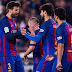 Barcelona venció 4-2 al Valencia