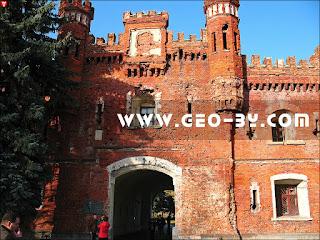 Бресткая крепость. Холмские ворота
