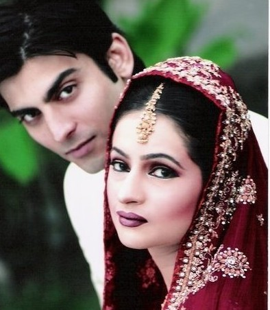 Wedding Pics Of Fawad Khan