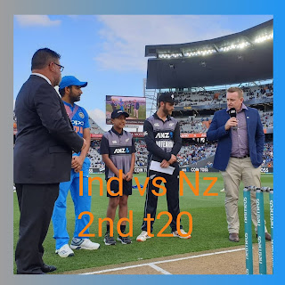 ind vs nz 2nd t20