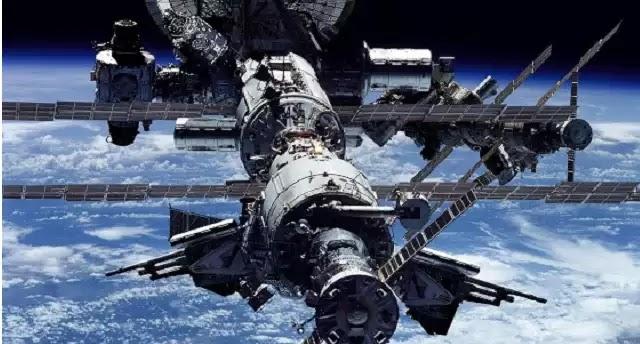 Το πιο ολοκληρωμένο βίντεο του Διεθνούς Διαστημικού Σταθμού που ο κόσμος έχει ποτέ δει