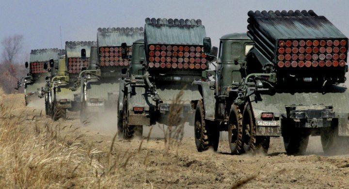 Rusia dan Tiongkok Akan Menggelar Latihan Pertahanan Anti Rudal