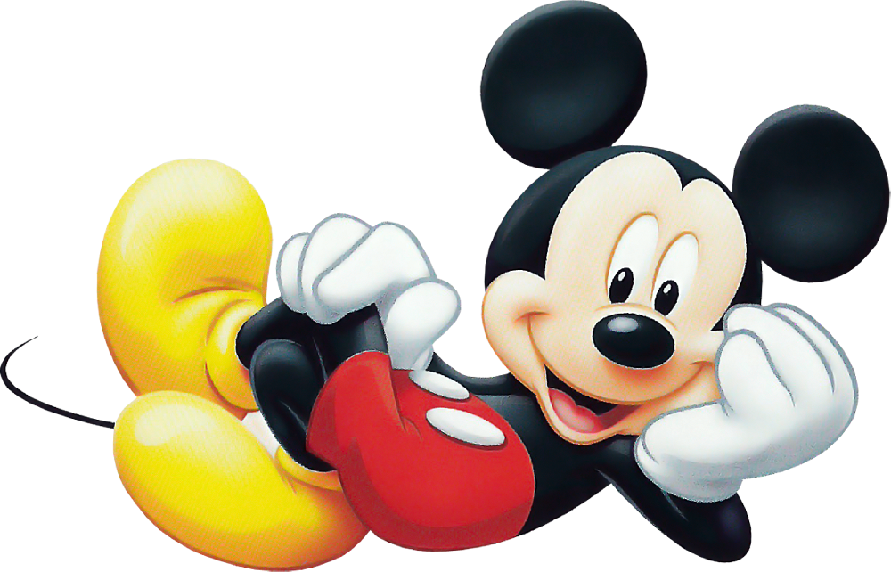 Render Mickey Mouse