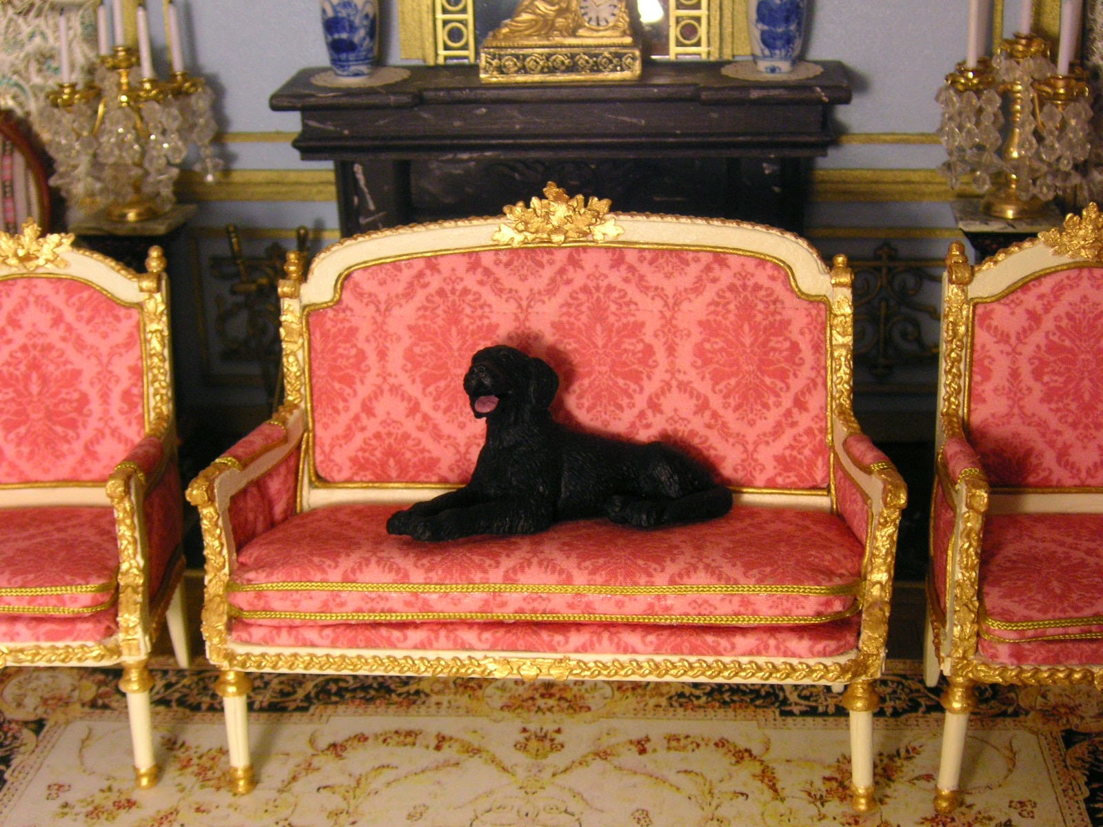 Ensemble Salon Complet Ensemble De Salon Complet Inspiration Louisxvi