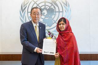 Malala, ejemplo de responsabilidad ante la victimización