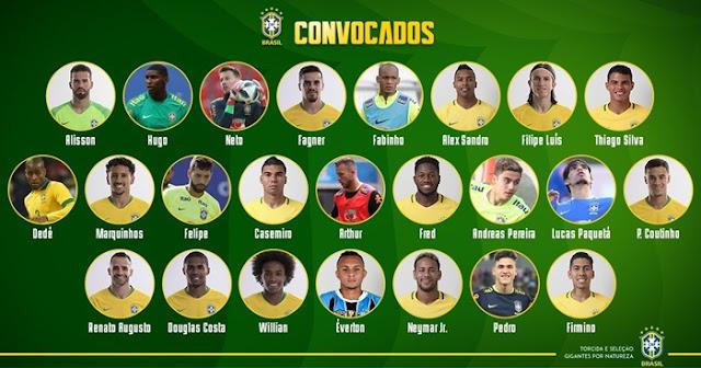 Crédito: CBF/Divulgação
