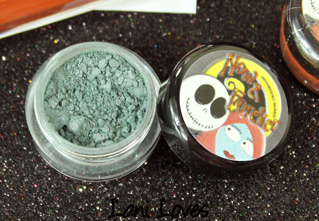 Notoriously Morbid I'm Restless Eyeshadow Swatches & Review
