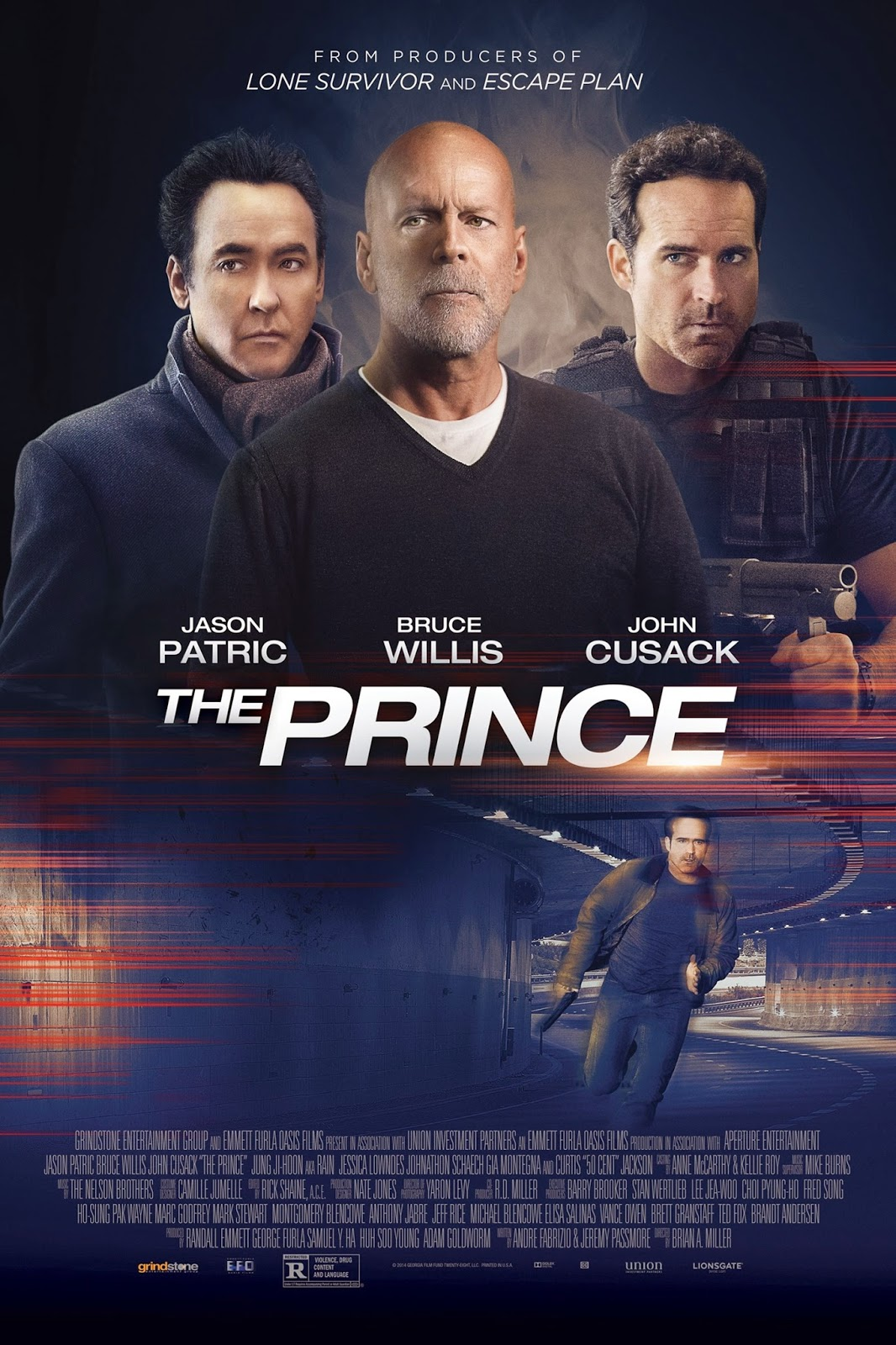 The Prince 2014 - Full (HD)