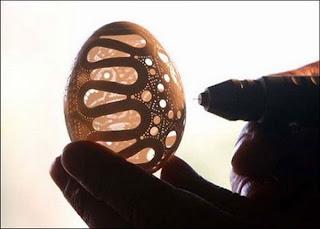 Decoración de huevo