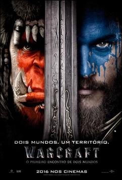 Baixar Filme Warcraft: O Primeiro Encontro de Dois Mundos Dublado Torrent