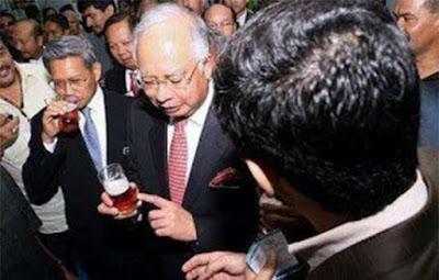 Kontroversi Bir Halal Malaysia