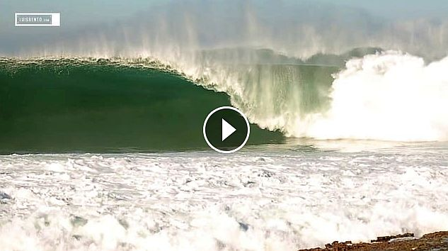 - Draw the Line - Ericeira Coxos 2016 water session