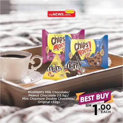 myNEWS.com Malaysia RM1 Snack Promo