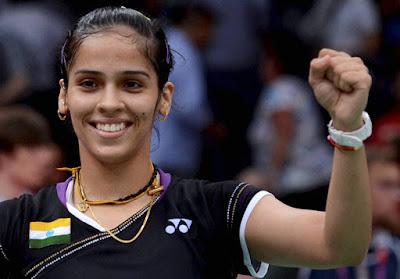 Saina Nehwal enters semis in Asian Badminton Championships