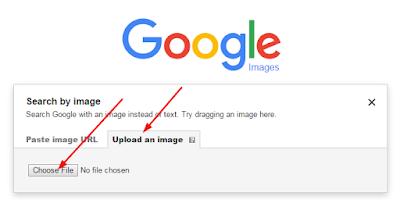 Buka Google Images di Browser
