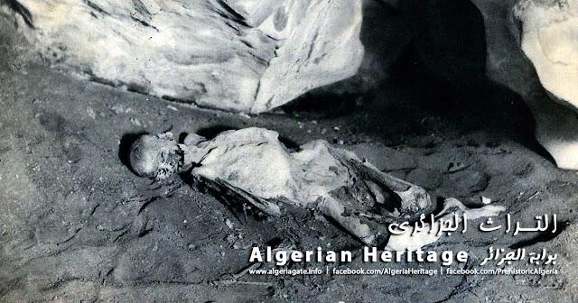 مومياء جرجرة العجيبة (الجزائر)