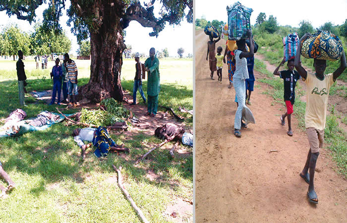 18 killed as herdsmen and farmers face off in fresh clashes