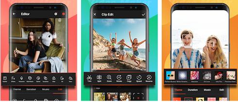 أفضل 5 تطبيقات المونتاج وتحرير الفيديو للاندرويد