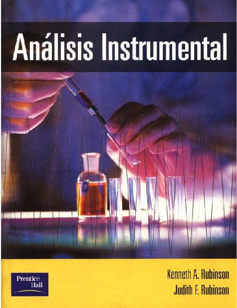 analisis instrumental rubinson