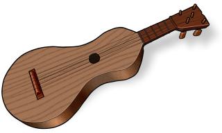 パナマの弦楽器:メホラーナ Mejorana / Mejoranera