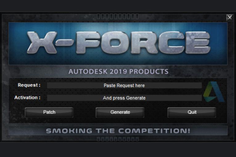AutoDesk 2019 Universal Activator