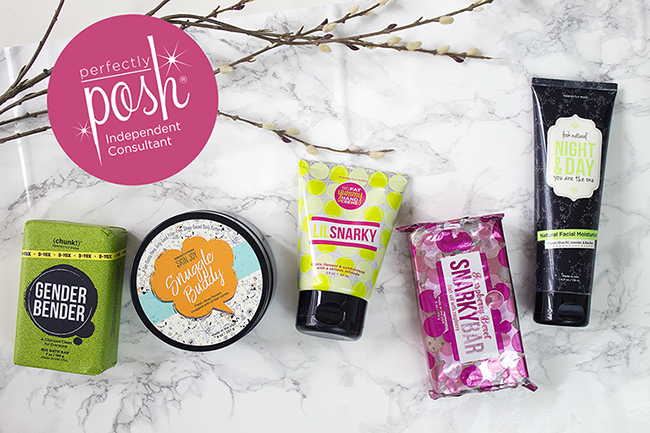 Perfectly Posh Online Party
