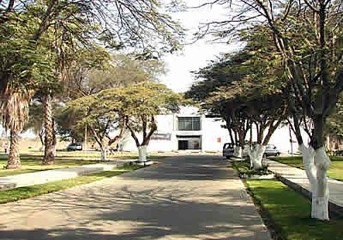 Museo Regional de Ica Adolfo Bermúdez Jenkins