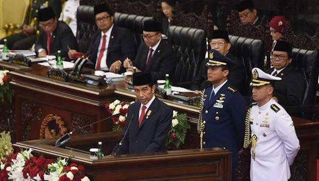 Jokowi: Indonesia akan Pertahankan Setiap Jengkal Wilayah Darat Dan Maritim Indonesia