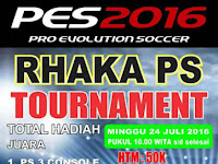 Kompetisi PES 2016 di Tenggarong Juli 2016