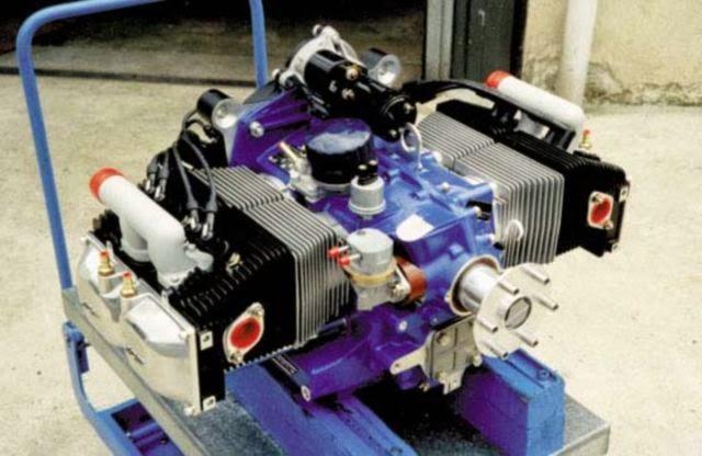 Onex build log: VW engines