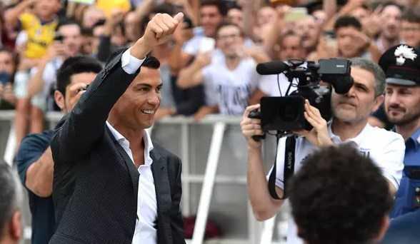 Hari Ini, Cristiano Ronaldo Kembali ke Turin