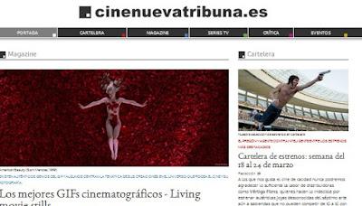 Cine  Nueva Tribuna