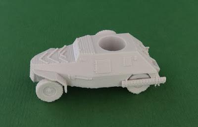 Marmon Herrington Armoured Car picture 7