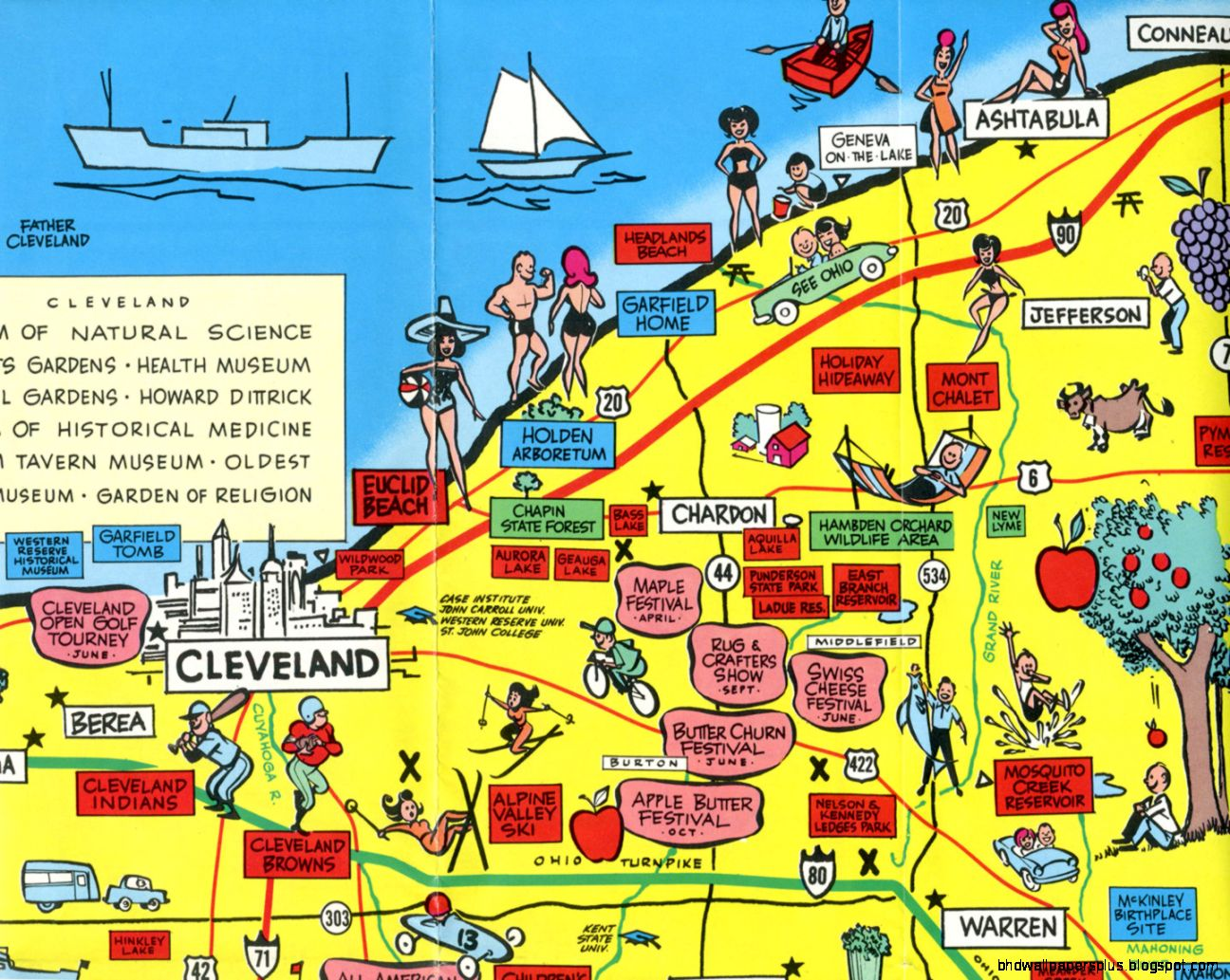 Cleveland Tourism | HD Wallpapers Plus on white map of ohio, full screen map of ohio, economy map of ohio, small map of ohio, large map of ohio,