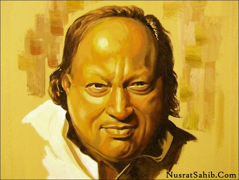 LOST tape recordings of (late) Nusrat Fateh Ali Khan found in California [NusratSahib.Com]
