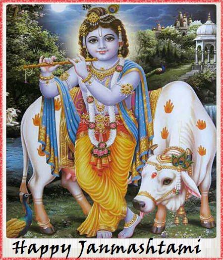 Khushi For Life Wishing You Happy Birthday To Krishna Hindu God