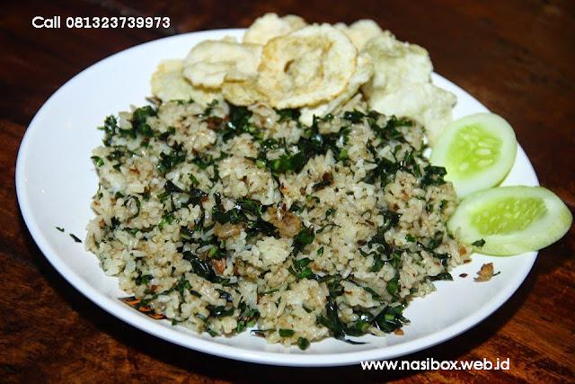 Resep nasi goreng daun mengkudu nasi box patenggang ciwidey