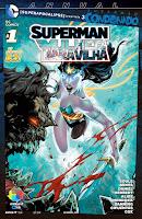 Os Novos 52! Superman & Mulher Maravilha - Anual #1