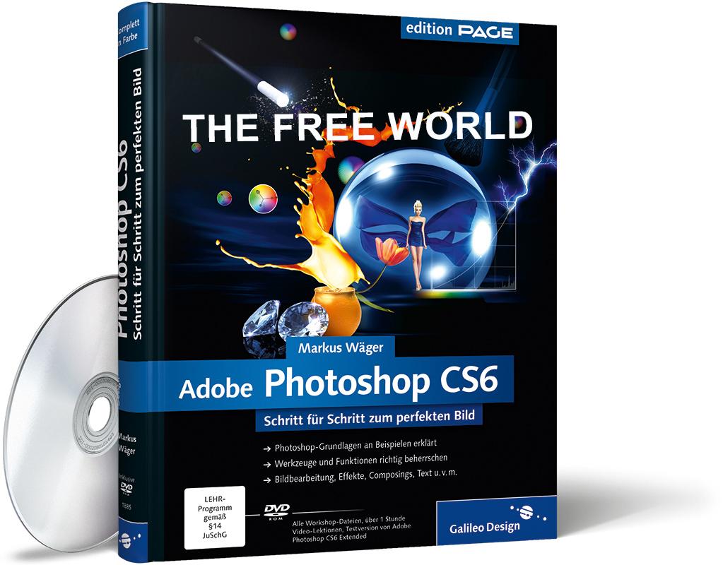 Adobe Photoshop Cs6 Compressed Free The Free World