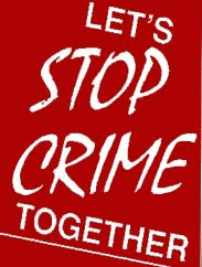 No to Crime!