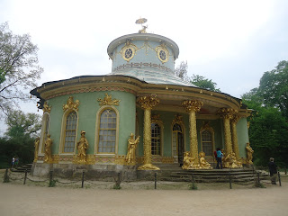 Chinese House Potsdam Berlin Germany Travel
