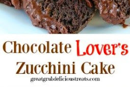 Chocolate Lover's Zucchini Cake Recipe