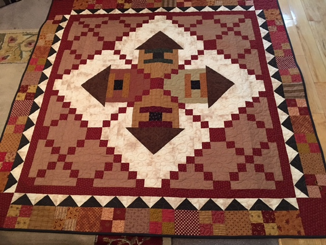 Bountiful Heirlooms: Pony Express Quilt : pony quilt - Adamdwight.com