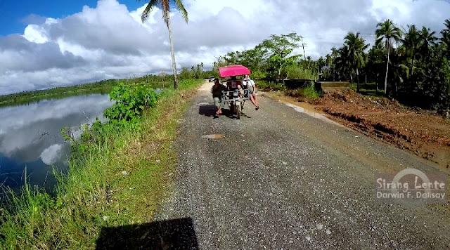 Tinuy-an Falls itinerary