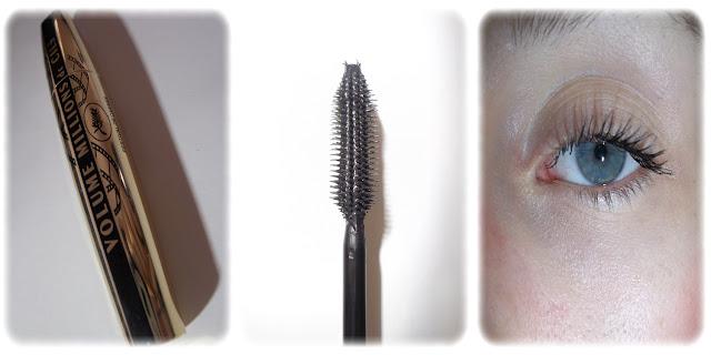 Swatch Mascara Volume Millions de Cils Teinte Black - L'Oréal